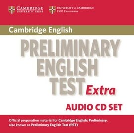 Cambridge Preliminary English Test Extra Audio CD Set (2 CDs) - фото книги