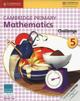 Cambridge Primary Mathematics Challenge 5 - фото книги