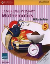 Cambridge Primary Mathematics Skills Builder 5 - фото обкладинки книги