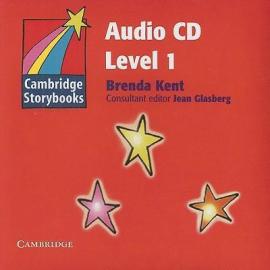 Cambridge Storybooks Audio CD 1 - фото книги
