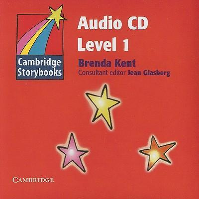 Аудіодиск Cambridge Storybooks Audio CD 1