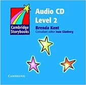 Книга для вчителя Cambridge Storybooks Audio CD 2