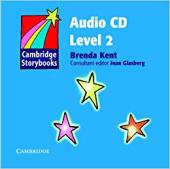 Робочий зошит Cambridge Storybooks Audio CD 2