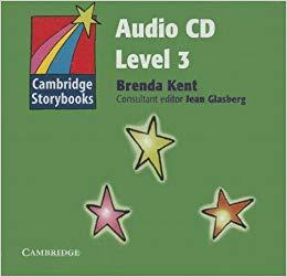 Аудіодиск Cambridge Storybooks Audio CD 3