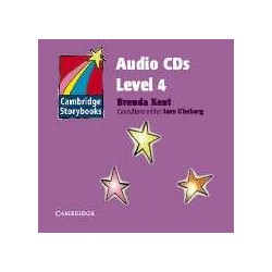 Аудіодиск Cambridge Storybooks Audio CD 4