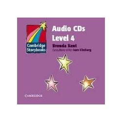 Аудіодиск Cambridge Storybooks Audio CD 4