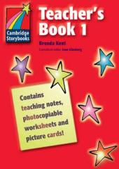 Cambridge Storybooks Teacher's Book 1 - фото обкладинки книги