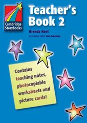 Cambridge Storybooks Teacher's Book 2 - фото обкладинки книги