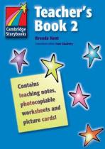 Посібник Cambridge Storybooks Teacher's Book 2