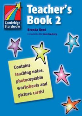 Книга для вчителя Cambridge Storybooks Teacher's Book 2