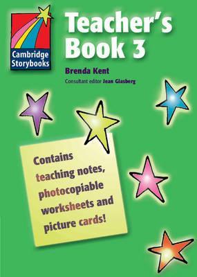 Книга для вчителя Cambridge Storybooks Teacher's Book 3