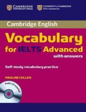 Cambridge Vocabulary for IELTS Advanced Band 6.5+ with Answers and Audio CD - фото обкладинки книги