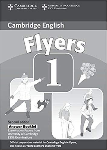 Посібник Cambridge YLE Tests 1 Flyers Answer Booklet