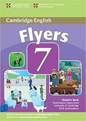 Cambridge YLE Tests 7 Flyers SB - фото обкладинки книги