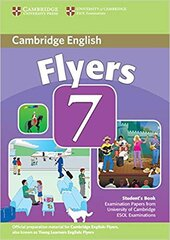 Cambridge YLE Tests 7 Flyers SB