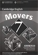 Cambridge YLE Tests 7 Movers Answer Booklet