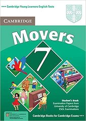 Cambridge YLE Tests 7 Movers SB