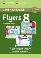 Cambridge YLE Tests 8 Flyers. Student's Book - фото обкладинки книги