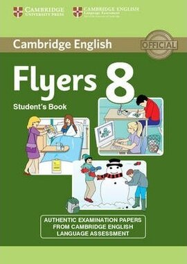 Cambridge YLE Tests 8 Flyers. Student's Book - фото книги