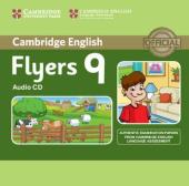 Cambridge YLE Tests 9 Flyers. Audio CD - фото обкладинки книги