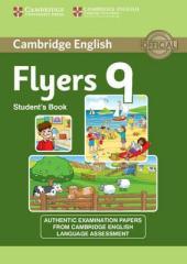Cambridge YLE Tests 9 Flyers. Student's Book - фото обкладинки книги