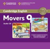 Cambridge YLE Tests 9 Movers. Audio CD - фото обкладинки книги