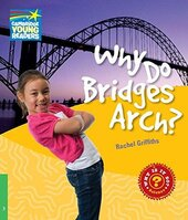 Cambridge Young Readers: Why Do Bridges Arch? Level 3 Factbook - фото обкладинки книги