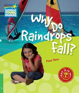Cambridge Young Readers: Why Do Raindrops Fall? Level 3 Factbook - фото книги