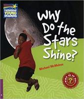 Cambridge Young Readers: Why Do the Stars Shine? Level 4 Factbook - фото обкладинки книги