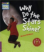 Cambridge Young Readers: Why Do the Stars Shine? Level 4 Factbook - фото обкладинки книги