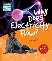 Cambridge Young Readers: Why Does Electricity Flow? Level 6 Factbook - фото книги