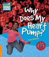 Cambridge Young Readers: Why Does My Heart Pump? Level 6 Factbook - фото обкладинки книги
