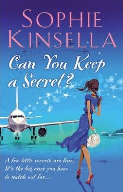 Can You Keep A Secret? - фото книги
