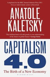Capitalism 4.0 The Birth of a New Economy - фото обкладинки книги