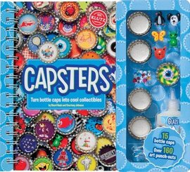 Capsters Single - фото книги