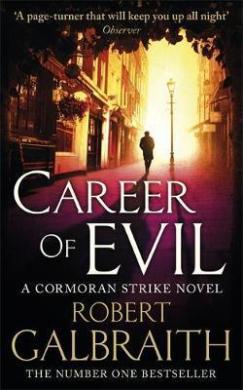 Career of Evil : Cormoran Strike Book 3 - фото книги