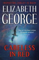 Careless in Red : An Inspector Lynley Novel: 12 - фото обкладинки книги