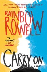 Carry On - фото обкладинки книги