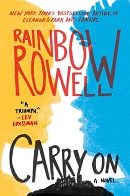 Carry On - фото книги