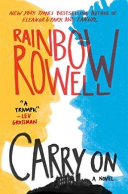 Книга Carry On