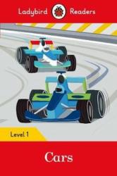 Cars - Ladybird Readers Level 1 - фото обкладинки книги