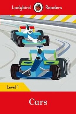 Cars - Ladybird Readers Level 1 - фото книги