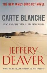 Carte Blanche - фото обкладинки книги