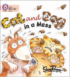 Книга Cat and Dog in a Mess