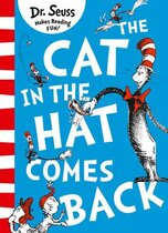 Підручник Cat in the Hat Comes Back