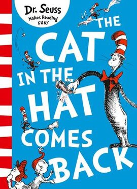 Cat in the Hat Comes Back - фото книги