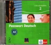 Книга для вчителя CD Passwort Deutsch 2