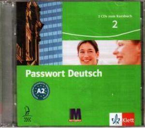 Аудіодиск CD Passwort Deutsch 2