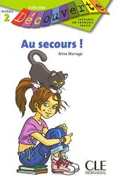 CD2 Au secours (аудіодиск) - фото обкладинки книги