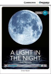 CDIR Level A1. A Light in the Night: The Moon (Book with Online Access) - фото книги
